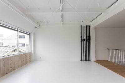 白バックでの撮影も可能 - STUDIO AOTO スタジオA の室内の写真