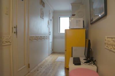 廊下 - studio SAKURA 神戸studio SAKURAの室内の写真
