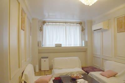 ラウンジスペース - studio SAKURA 神戸studio SAKURAの室内の写真