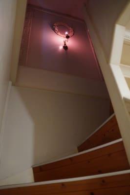 階段② - studio SAKURA 神戸studio SAKURAの室内の写真