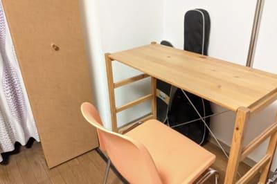 テレワークにおすすめのソロワークスペース - 大久保ルーフトップワークス 屋上付きのワークスペースの室内の写真