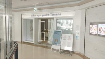 田町駅 貸し会議室 撮影会 田町駅会議室(Dルーム60名様)の入口の写真