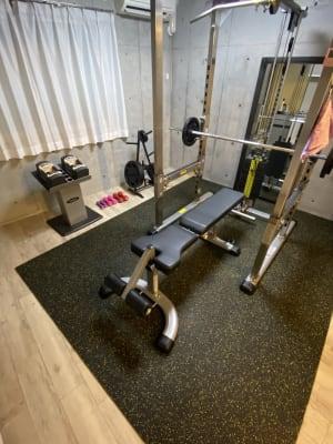 トレーニング空間 - EPOCプレイス201 トレーニングレッスンの室内の写真