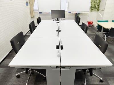 【池袋駅東口60秒】会議室 貸会議室/セミナールームの室内の写真