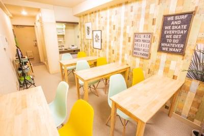 《VILLENT横浜2》の室内の写真