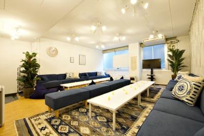 SP296 SHARESPE SP296シェアスペmare広島の室内の写真