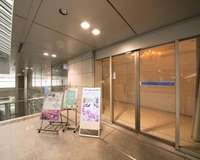 お店入口 - 品川レンタルスペース、貸し会議室 人数制限60名様(CDルーム)の入口の写真