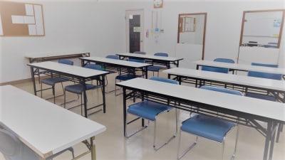 塾・教室スタイル - ますやホール 2階フロアー レンタルスペースの室内の写真
