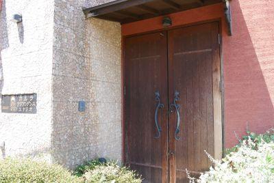 カルラアジアンダンススタジオ ダンススタジオ レンタルスペースの入口の写真