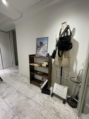 入り口の様子です - greatFULLdays  多目的スペース、レンタルスタジオの入口の写真