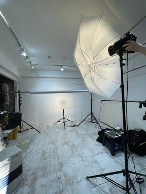 利用イメージ 機材は持ち込みされています - greatFULLdays  多目的スペース、レンタルスタジオの室内の写真