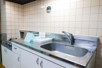 西川口ウィークリー テレワーク用1DKルームの室内の写真
