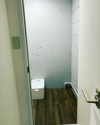 着替えルーム - WHITE GYM 渋谷店 WHITEGYM渋谷店の室内の写真