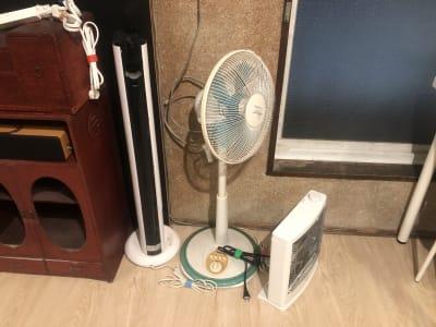 冷暖房機器 - 東逗子エントランス レンタルスペースAの設備の写真
