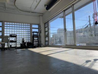 TRANSPARENTスタジオ フォトスタジオ、レンタルスペースの室内の写真
