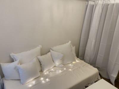 イルミネーション - NUMA部屋|梅田① 梅田 推し不在の誕生日会スペースの室内の写真