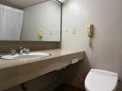 浅草セントラルホテル 和洋室 の設備の写真