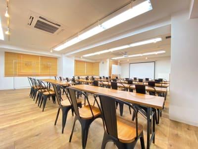 タイムシェアリングビズ代々木 7F【旧みんなの会議室】の室内の写真
