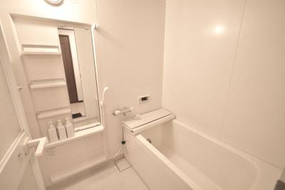 シャワー室になります - きららつながりスペース 施術室・ヨガ・会議室の室内の写真