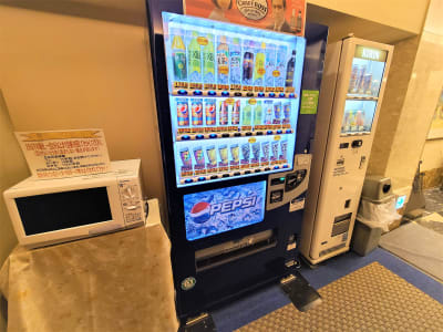 ホテルアスティア名古屋栄 テレワーク・プライベート空間Cの設備の写真