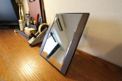 退室前のメイク直しにも便利。 - さくらスペース テレワーク、女子会、会議室の設備の写真