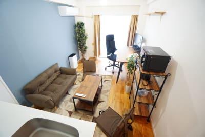 【八王子ミニマルオフィス】 八王子ミニマルオフィス202の室内の写真