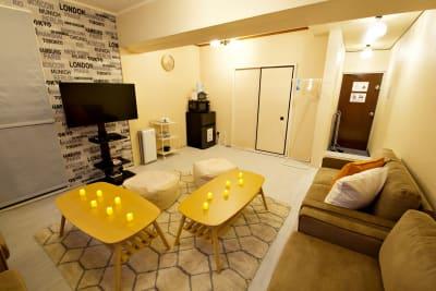 SP279 SHARESPE シェアスペmaple横浜の室内の写真