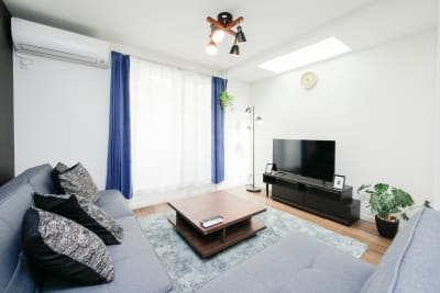 fuente東六郷ホワイト 3LDKの一軒家丸々貸し切り可能の室内の写真