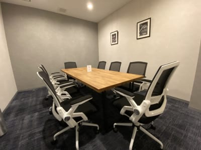 札幌コンファレンスホール MeetingRoom Bの室内の写真