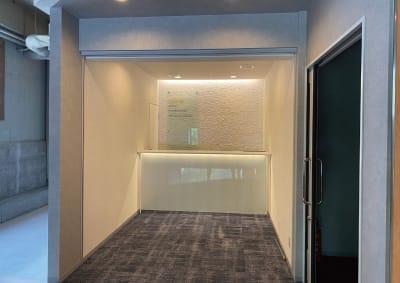 札幌コンファレンスホール 札幌Conference Aの入口の写真