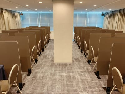 札幌コンファレンスホール 札幌Conference Bの室内の写真