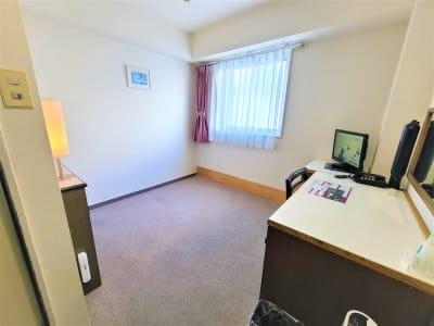 ホテルアスティア名古屋栄 テレワーク・プライベート空間Cの室内の写真