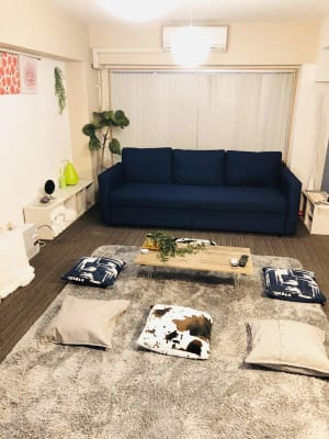 PARTY AND CHILL 広々スペース新宿22の室内の写真
