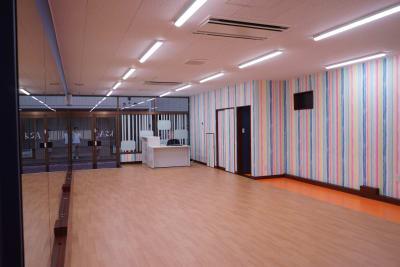 キッズ・スポーツアカデミー レンタルスタジオの室内の写真