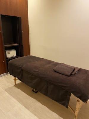 エステルーム - アユアラングレース レンタルエステサロンの室内の写真