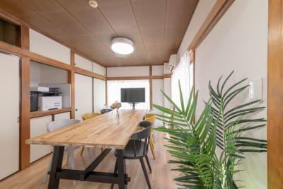 096_MOLE水道橋 キッチンスペースの室内の写真