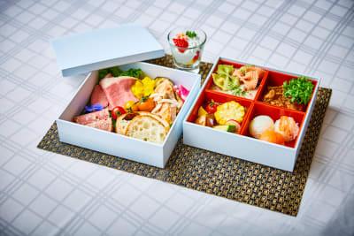 お食事例 - パセラリゾーツ横浜関内店 グレースバリ横浜関内店3Fの設備の写真