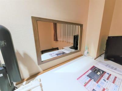 ホテルアスティア名古屋栄 テレワーク・プライベート個室Eの設備の写真