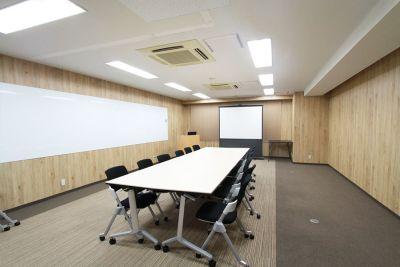 D-SPOT-COM長堀 D-SPOT-COM長堀会議室の室内の写真
