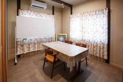 結眞庵 貸しスペース(1階)の室内の写真
