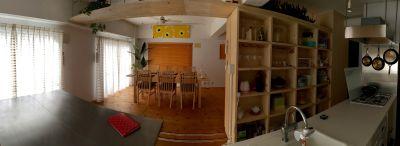 fun labo five キッチン&撮影スタジオ【一般利用】の室内の写真