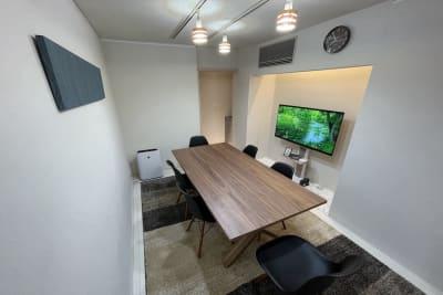 閑静な住宅街にある静かで落ち着いた空間 - 【forspace渋谷本町】 多目的スペースの室内の写真