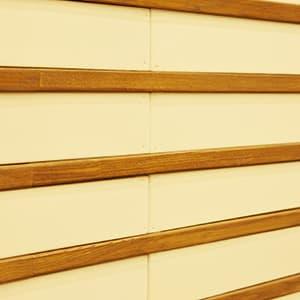 防音壁(お部屋によって異なります。ご希望の場合はおっしゃてください) - TGIマーケティング TGI会議室 カジュアルルームの設備の写真
