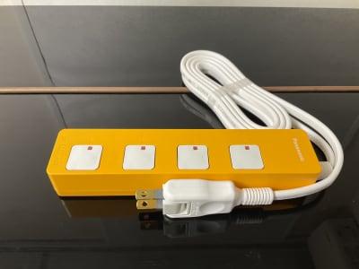 電源タップ - パンテサロン【無料WIFI】 防音室【駅前1分】ピアノ有の設備の写真