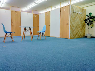 レンタルオフィス コルメ柏 レンタルオフィスコルメ柏Gルームの室内の写真