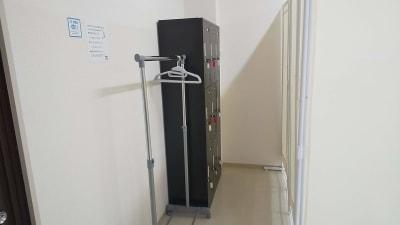 更衣スペース - レンタルダンススタジオ レンタルスタジオsimasimaの室内の写真