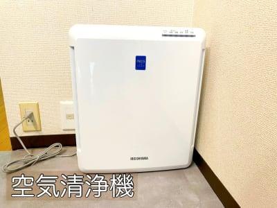 空気清浄機 - MeetingSpace705号 貸し会議室705の設備の写真