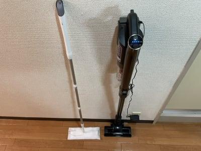 掃除機グッズ - MeetingSpace705号 貸し会議室705の設備の写真