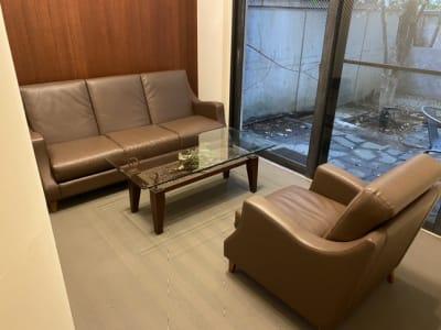 カウンセリング・商談スペース - アユアラングレース レンタルエステサロンの室内の写真