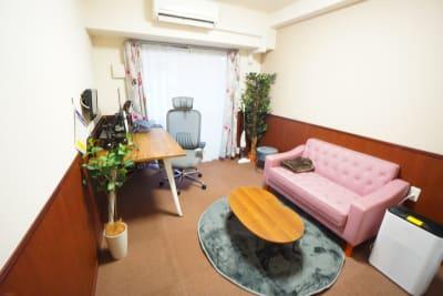 【ひふみミニマルオフィス】 ひふみミニマルオフィス402の室内の写真